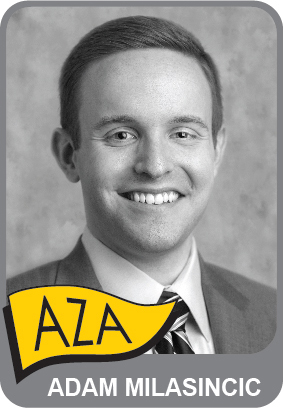 Adam Milasincic card