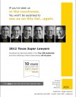 2012 Super Lawyers