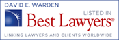David E. Warden Best Lawyers in America